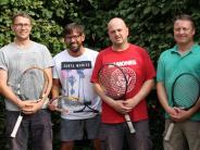 Tennis: Herren 40 sichern sich den Titel