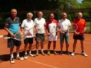 Tennis: Herren 70 sind nicht zu bezwingen