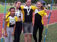 : Luisa Tremel mit 1,71 Meter zum Titel
