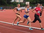 Leichtathletik: Johanna Ostermair läuft zum Titel