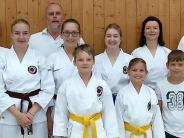 Karate: Gestecktes Ziel deutlich übertroffen