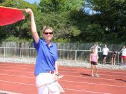 Leichtathletik: Raus aus dem Klassenzimmer, ab auf die Bahn