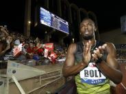 Diamond-League-Meeting: Bolt nimmt für WMFahrt auf - Röhler gewinnt in Monaco