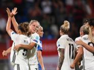 EM 2017: DFB-Frauen auf Viertelfinal-Kurs: 2:1 gegen Italien