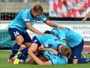 Regionalliga Bayern: FV Illertissen gewinnt gegen Memmingen: Ein Mann im Mittelpunkt
