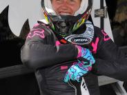 Training: Laura Dahlmeier: Motorrad statt Langlaufski