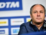 Zeit für neues Konzept: DTM-Chef Berger warnt nach Mercedes-Schock