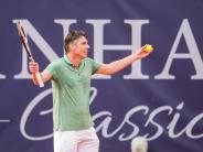 DTB berät in Hamburg: Stich kämpft um «sein» Tennisturnier