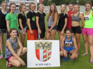 Jugend trainiert für Olympia: Im bayerischen Finale auf Rang sechs