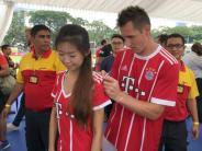 Sportdirektor?: FCB-Sportdirektor? Klose vermeidet auf Bayern-Reise klare Position