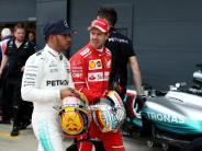Formel 1: Hamilton auf Überholspur: Vettel droht Verlust der WM-Spitze