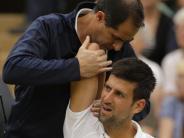 Tennis-Jahr vorzeitig beendet: Ellbogenverletzung zwingt Djokovic zu vorzeitigem Saisonende