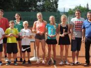 Tennis: Sechs Titel für den Heimverein