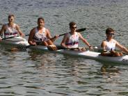 Kanu-Rennsport: Großer Erfolg für Schüler-Vierer