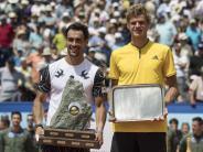 Sieger Italiener Fognini: Yannick Hanfmann verliert Finale von Gstaad