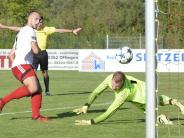 Fußball-Bezirksliga III: Hollenbach rettet Punkt