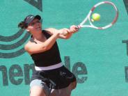 Tennis: Schlag für Schlag bis zum Titel