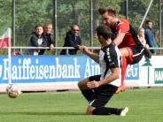 Fußball-Landesliga: Aindlings Trainer fordert mehr Kampfgeist