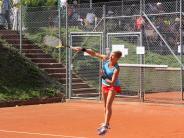 Tennis: Pöttmeserin erreicht Damen-Finale