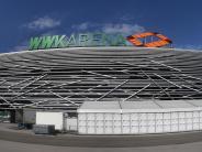 FC Augsburg: Die Fassade der WWK-Arena wird nicht zum Saisonstart fertig