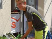 Tennis: Profi werden, das ist klar