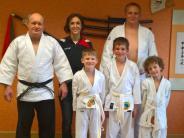 Judo: Mit neuen Gürteln in die Sommerpause