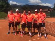 Tennis: Herren bleiben in der Bezirksliga