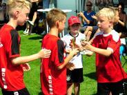 Fußball: TSV Binswangen holt erneut den VR-Cup