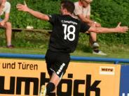 Fußball-Landesliga: Schwer und Scheu als Matchwinner
