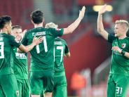 FC Augsburg: Warum der FCA nach England gereist ist