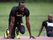 Titelkämpfe: Einmal gegen Usain Bolt antreten
