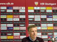 VfB sucht neuen Sportvorstand: Neuanfang in Stuttgart: Badstuber da, Schindelmeiser weg