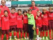 Jugend-Fußball: Dasings E-Junioren feiern Turniersieg