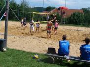Beachvolleyball: Der Pokal geht auf Reisen