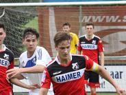 Fußball-Landesliga: Auf der Bank gibt's eine Veränderung