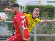 Fußball-Bezirksliga Nord: Stefan Schnurrer erlöst Gersthofen