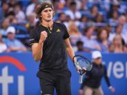 ATP/WTA-Turnier: Zverev und Görges stehen in den Finals von Washington