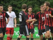 "Fußball-Bezirksliga: Adelzhausen rettet dank ""Bier-Wette"" einenPunkt"