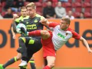 FC Augsburg: Wenig Spielfluss