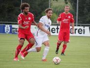 Fußball-Landesliga I: Aindlinger Talfahrt  geht weiter