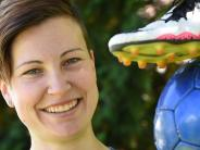 Frauenfußball: Sie startet in das Abenteuer Regionalliga
