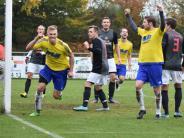 Fußball: Die Kreisklasse bleibt eine Derbyliga