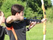 Bogenschießen Pfaffenhausen: Bogenschießen: Auf den Spuren von Robin Hood