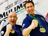 Thannhausen: Thannhauser siegt bei Kampfkunst-Weltmeisterschaft