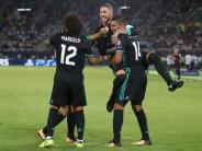 Supercup 2017: Real Madrid zum vierten Mal Supercup-Sieger
