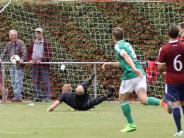 Bezirksliga Nord: Turbulent zum ersten Punkt