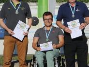 Schießen: Fünf Medaillen für die Oettinger Schützen