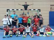 Handball: Gemeinsames Training