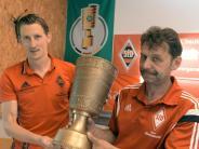 Zusatzschichten: Sechstligisten vor DFB-Pokal-Debüt im Dauerstress