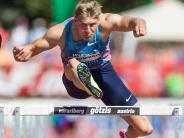 Leichtathletik: Er ist fit und traut sich etwas zu